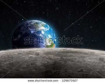 stock-photo-view-of-the-rising-earth-seen-from-the-moon-s-surface-109670927