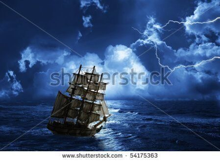 stock-photo-struggling-from-storm-sailing-ship-54175363