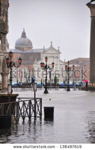 stock-photo-flooded-piazza-san-marco-in-venice-italy-138487619