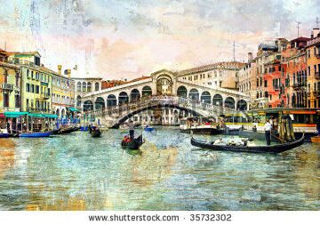 stock-photo-rialto-bridge-venetian-picture-artwork-in-painting-style-35732302