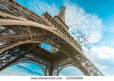 stock-photo-dramatic-view-looking-up-at-the-eiffel-tower-paris-france-222016888