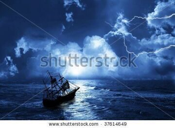 stock-photo-the-sailing-ship-in-time-of-storm-from-lightnings-37614649