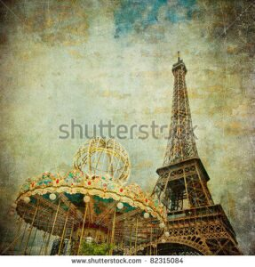 stock-photo-vintage-image-of-eiffel-tower-paris-france-82315084