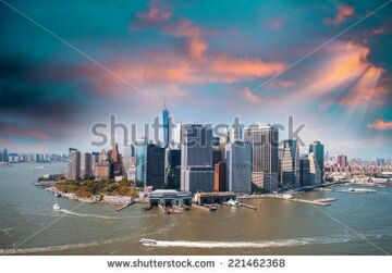 stock-photo-aerial-view-of-lower-manhattan-skyline-as-seen-from-helicopter-221462368