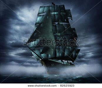 stock-photo-ghost-ship-at-night-and-fog-82625923