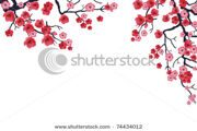 stock-vector-illustration-of-flowering-branch-of-sakura-vector-74434012