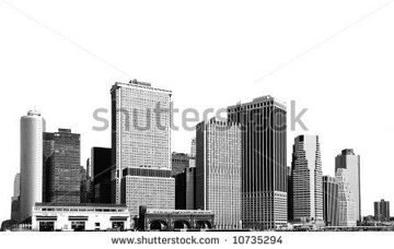 stock-photo-cityscape-silhouettes-of-skyscrapers-over-white-background-10735294