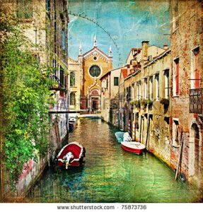 stock-photo-beautiful-venice-artwork-in-painting-style-75873736