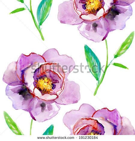 stock-photo-beautiful-peony-flowers-watercolor-painting-191230184