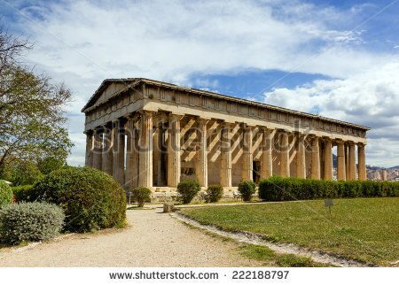 stock-photo-temple-of-hephaestus-athens-greece-222188797