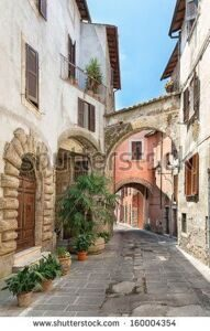 stock-photo-view-of-a-beautiful-little-street-in-the-old-town-in-tuscany-italy-160004354