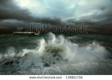 stock-photo-view-of-storm-seascape-with-historical-ship-138821756
