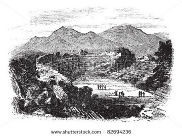 stock-vector-ephesus-in-izmir-turkey-during-the-s-vintage-engraving-old-engraved-illustration-of-ephesus-82694236