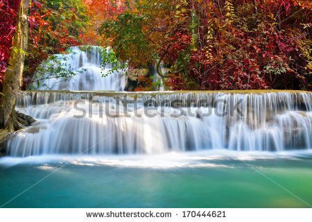 stock-photo-hui-mae-khamin-waterfall-in-deep-forest-thailand-170444621