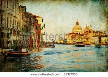 stock-photo-grand-channel-venice-artwork-in-painting-style-53377330