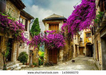 stock-photo-beautiful-old-town-of-provence-145666070
