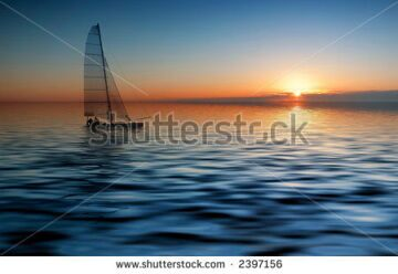stock-photo-sailing-with-a-beautiful-sunset-2397156