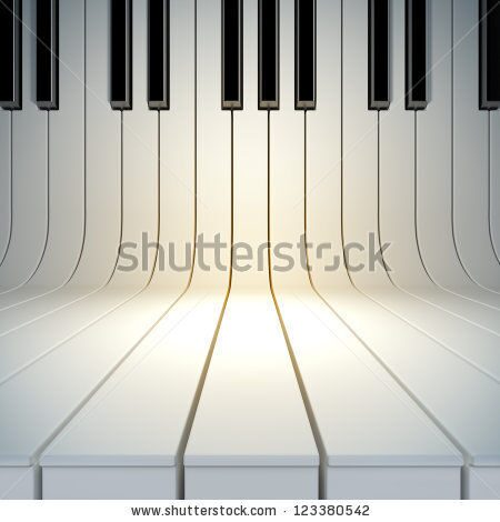 stock-photo-a-d-illustration-of-blank-surface-from-piano-keys-blank-template-layout-of-music-placard