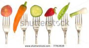 stock-photo-vegetables-and-fruits-on-the-collection-of-forks-diet-concept-77763838