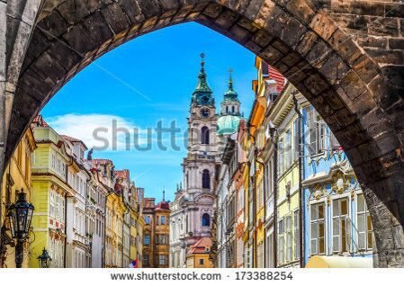 stock-photo-view-of-colorful-old-town-in-prague-taken-from-charles-bridge-czech-republic-173388254