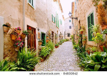 stock-photo-majorca-valldemossa-typical-village-with-flower-pots-in-facades-at-spain-84830842