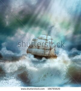 stock-photo-ship-in-a-marine-thunderstorm-166785620