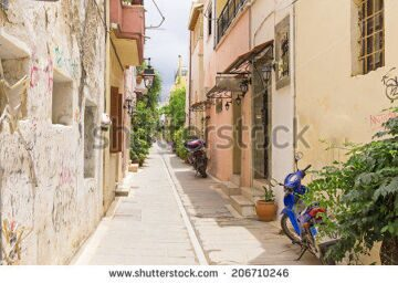 stock-photo-colorful-old-town-of-rethymno-is-located-in-crete-206710246
