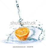 stock-photo-fresh-water-drops-on-orange-isolated-on-white-22446739