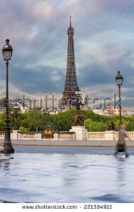 stock-photo-seen-from-the-alexander-iii-bridge-early-morning-view-on-eiffel-tower-with-beautiful-clouds-and-221384911