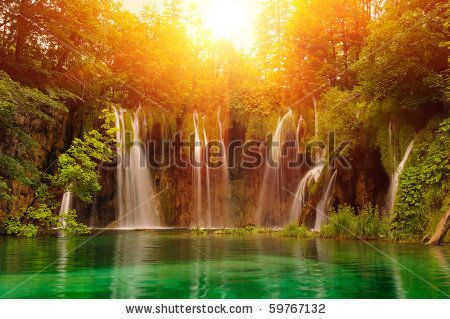stock-photo-waterfalls-in-national-park-plitvice-croatia-59767132