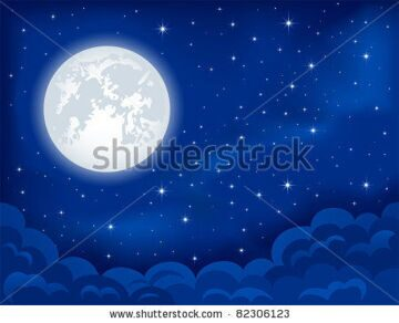 stock-vector-night-background-moon-clouds-and-shining-stars-on-dark-blue-sky-illustration-82306123