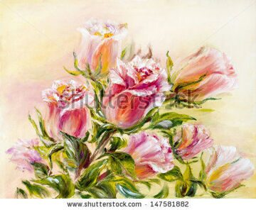 stock-photo-roses-oil-painting-on-canvas-147581882